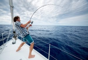 Intracoastal Waterway Fishing In South